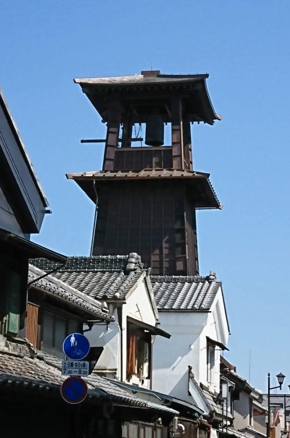 川越時計台